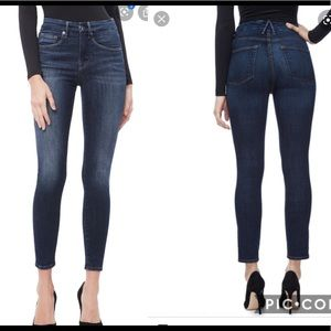 Good American 'Good Legs' Skinny Jeans